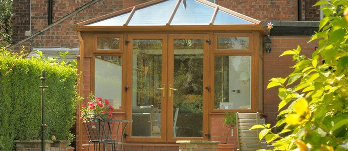 Synseal Edwardian Conservatory